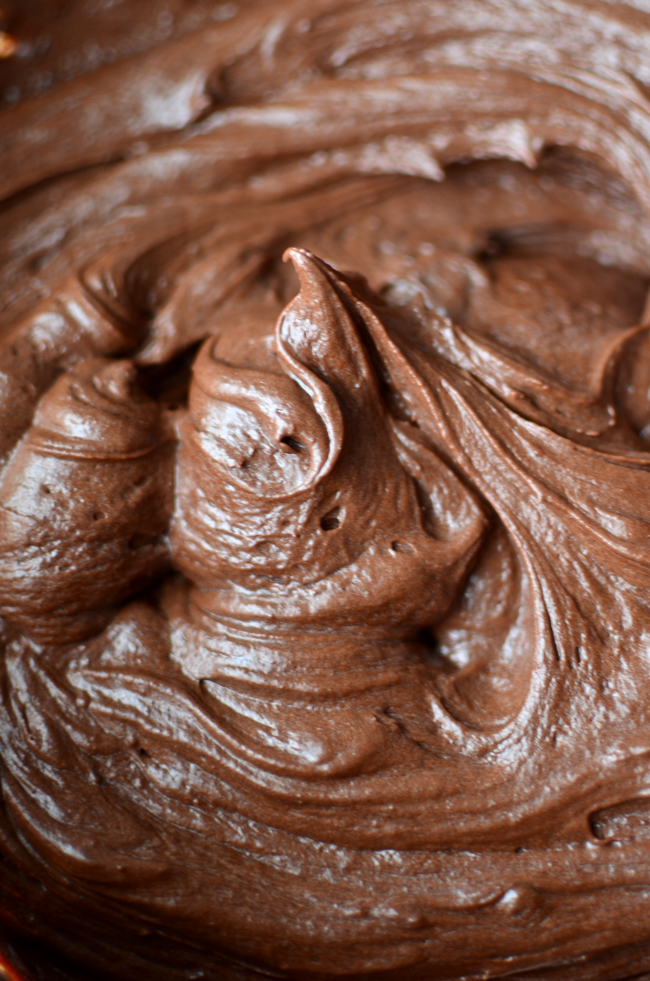 Chocolate Frosting Without Butter Or Shortening