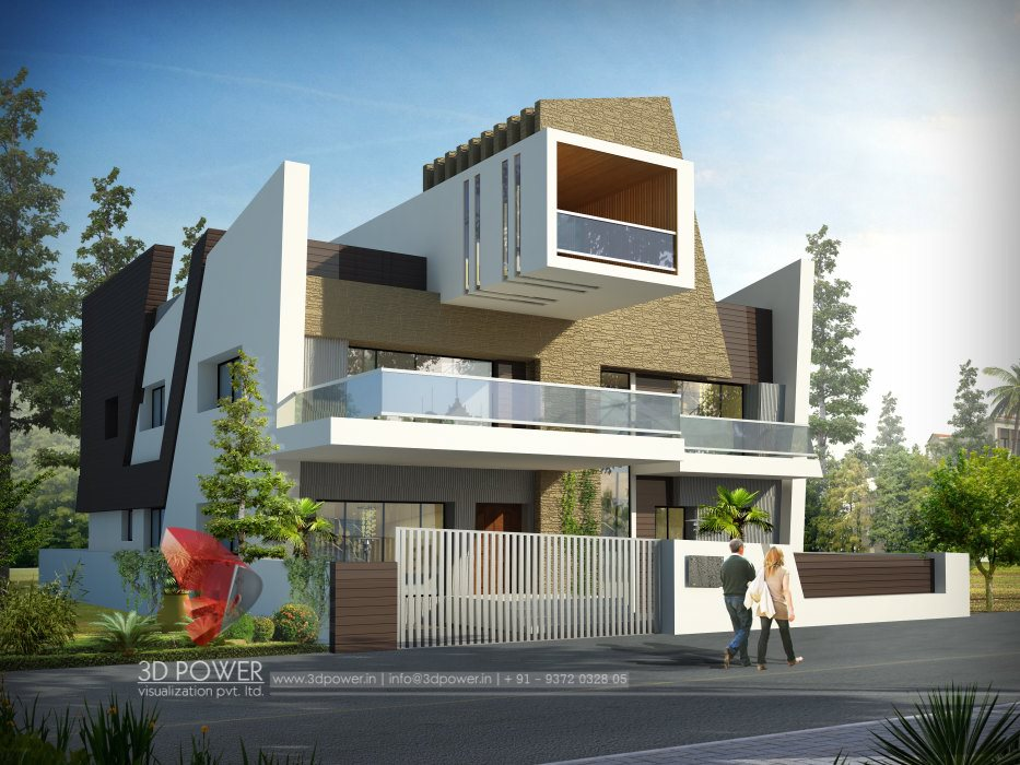 Ultra modern home designs home designs modern home for Bungalow architects