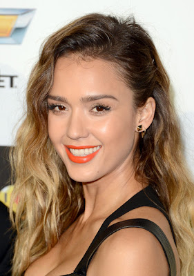 Jessica Alba Little Black Dress Spike TV's 10th Annual Video Game Awards