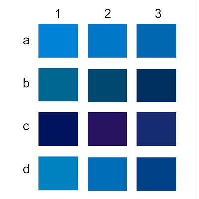 gambar warna biru dongker