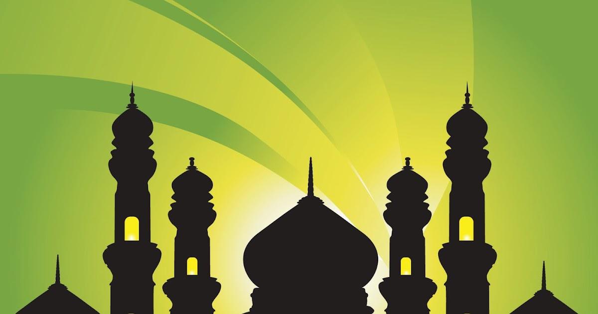 Masjid Vector - Pusat Desain Grafis