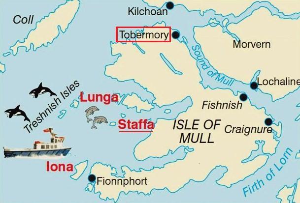 isle of mull map pdf