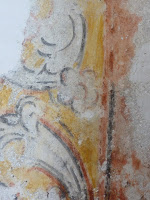 Monastery fresco-Calabria