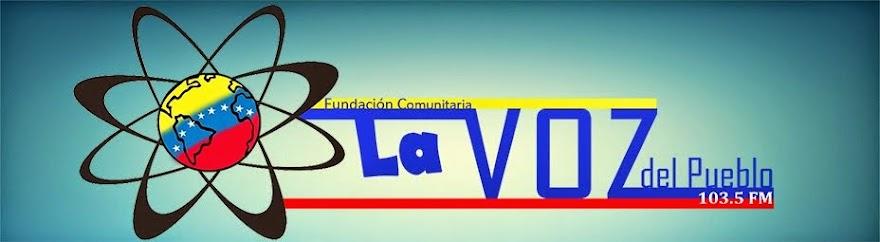 FUNDACIÓN COMUNITARIA LA VOZ DEL PUEBLO 103.5 FM