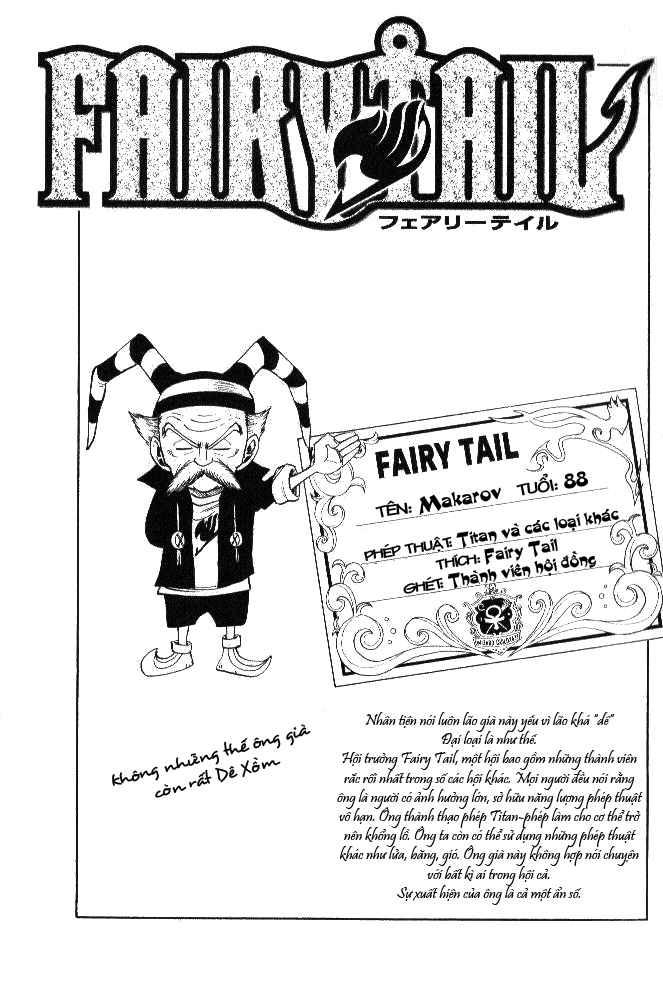 TruyenHay.Com - Ảnh 1 - Fairy Tail Chap 26