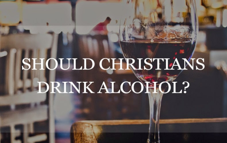 ALCOHOL & CHRISTIAN'S