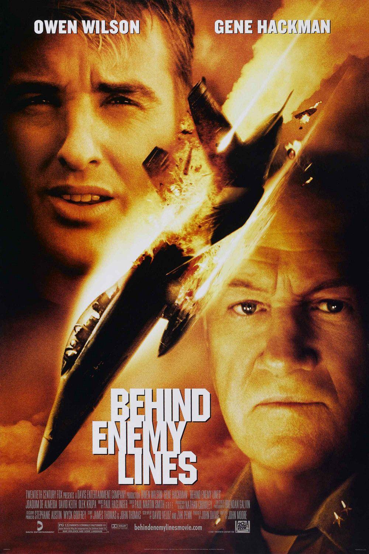 Tras la línea enemiga (Behind Enemy Lines)