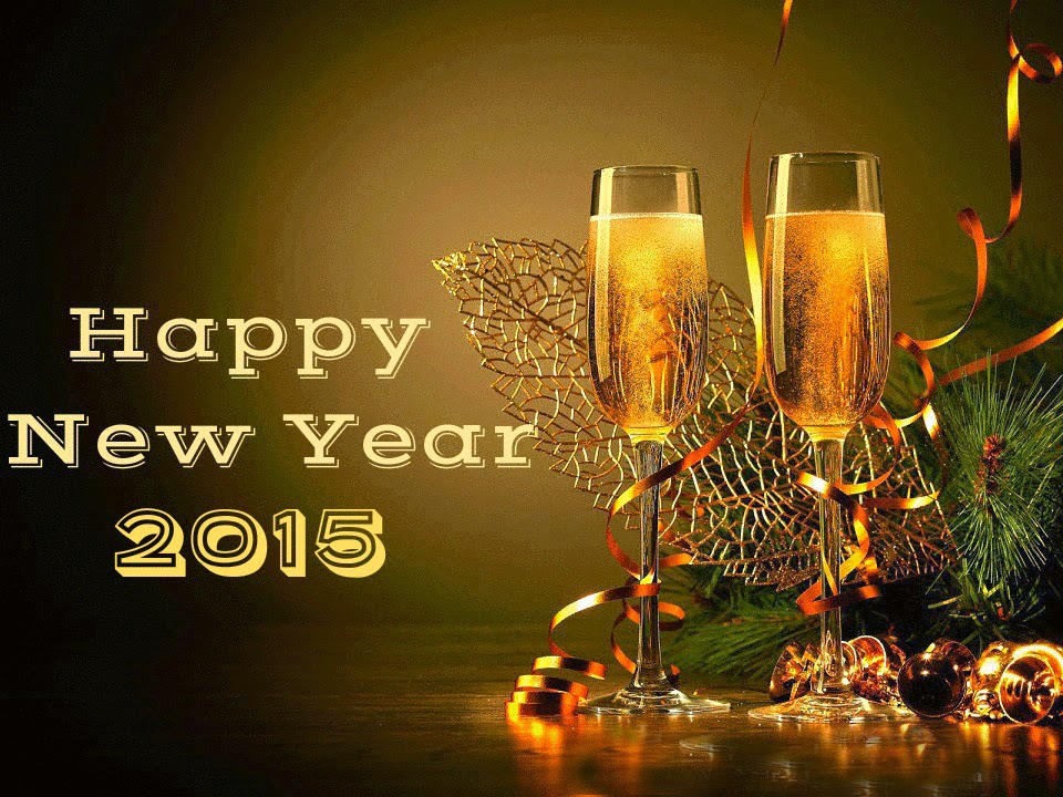 Best Latest Beautiful Happy New Year Wallpapers 2015 – New Images