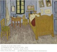 Van Gogh - La habitación en Arles