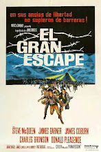 El Gran Escape (1963)