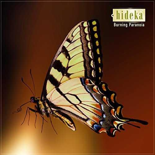 [Single] hideka – Burning Paranoia (2015.08.19/MP3/RAR)