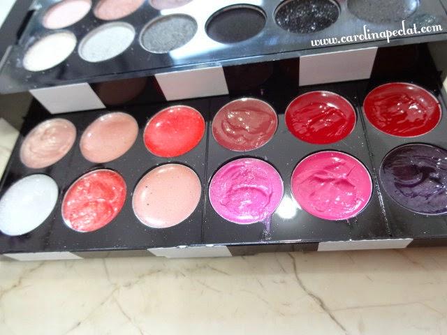 Paleta de maquiagem da Sephora