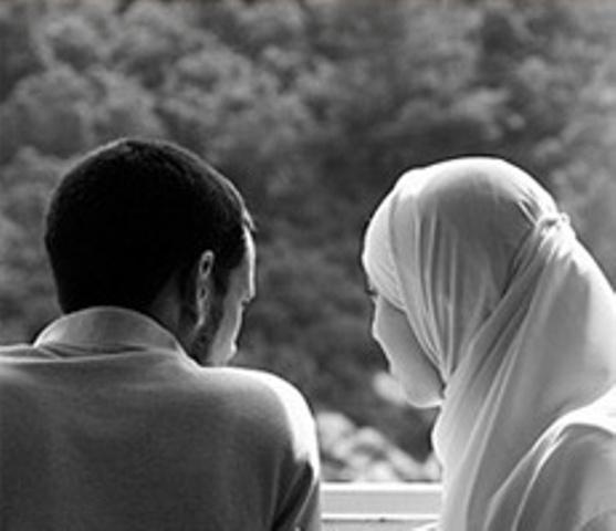 slide cinta islam lamaran ariff kepada dena