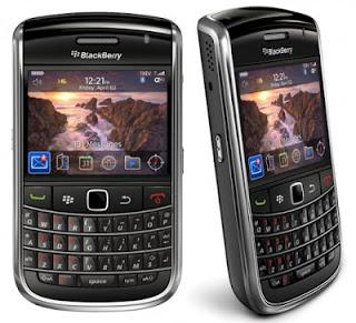 Daftar Harga HP BlackBerry Januari 2013 - Update Terbaru