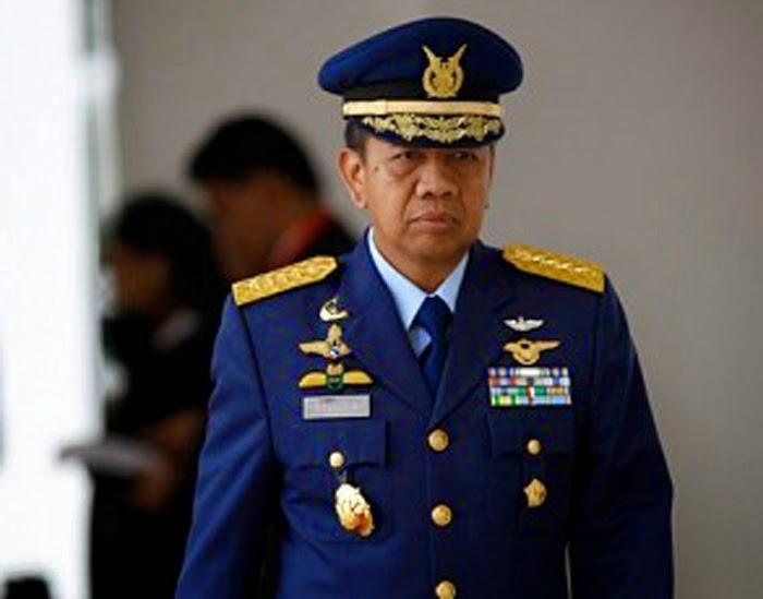 KSAU Marsekal TNI Ida Bagus Putu Dunia