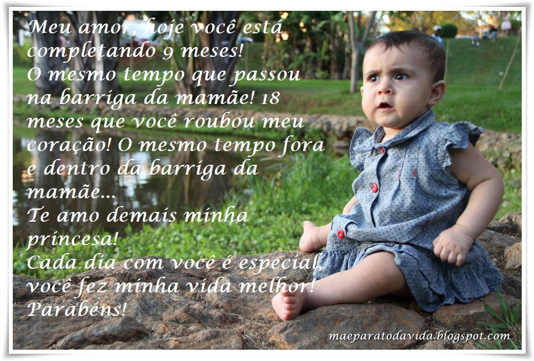 Mãe Para Toda Vida 9 Meses Que Você Roubou Meu Coração