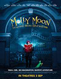 Molly Moon y el increíble libro del hipnotismo (2015) [Vose]