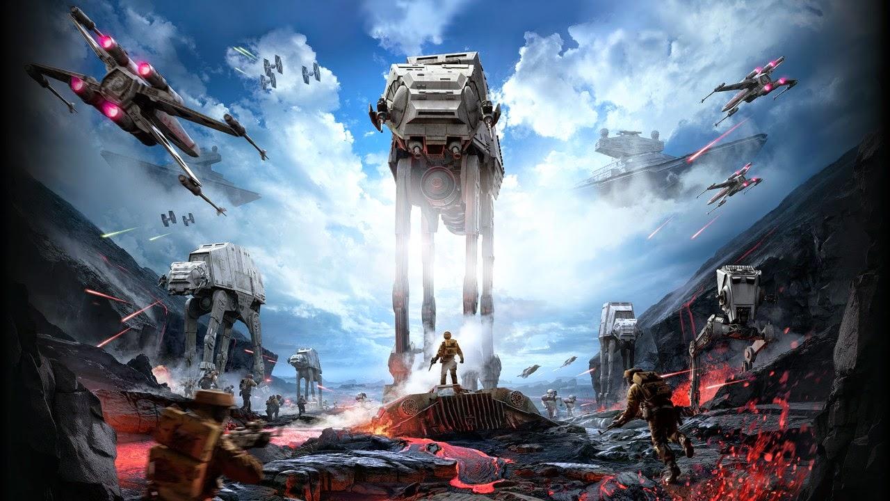 Beautiful 'Star Wars: Battlefront' trailer sparks nostalgia
