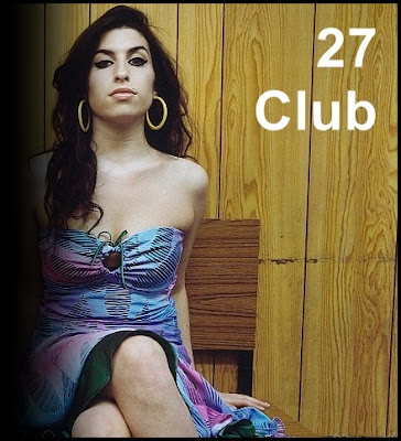 Amy Winehouse 27 Club