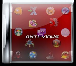Antivírus-Logo