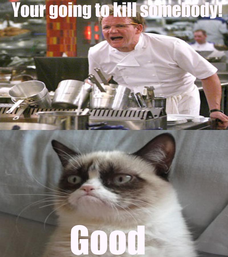 Hug Grumpy Cat