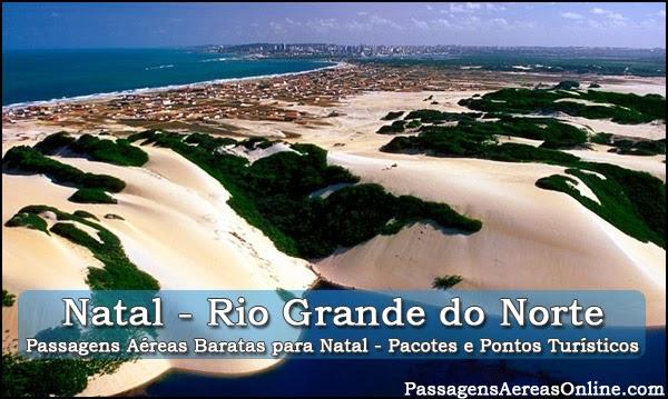 Pontos Turísticos no Rio Grande do Norte