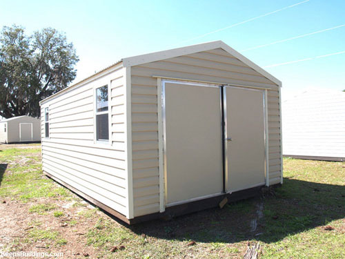 Portable Storage Buildings Can Give You The Extra Space You Are Looking For  To Provide Protection For Your Vehicle, Sports Equipment, Gardening Tools  Or ...