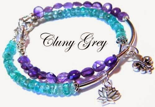 unique bracelets worn together