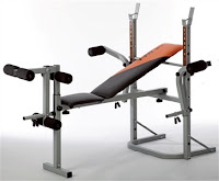 Weight Benches and Home Gym