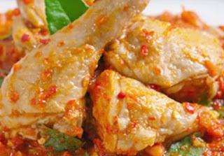 Resep Rica Rica Ayam
