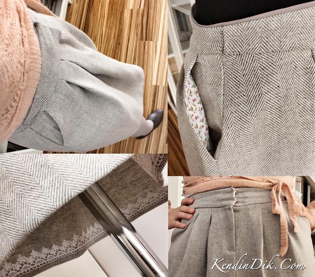 dikiş moda blog etek kışlık etek modelleri