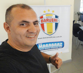 Jornalista Cristovão MARINHEIRO, Grêmio Barueri e Marabraz