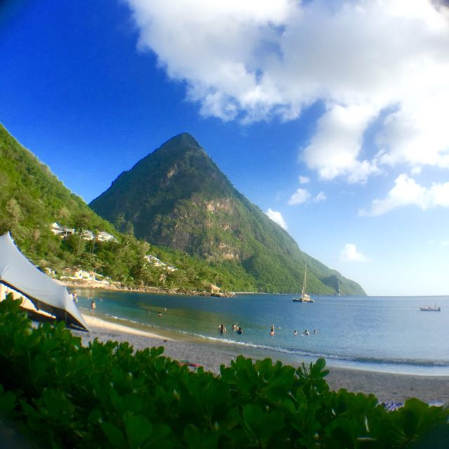 Sugar Beach Resort St. Lucia Soufriere