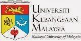 (UKM) Universiti Kebangsaan Malaysia