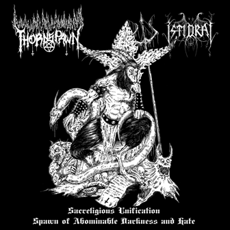 Throneum Ceremonial Abhorrence and Darkness