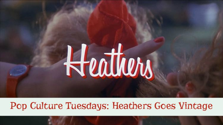 1988 Heathers Fashion