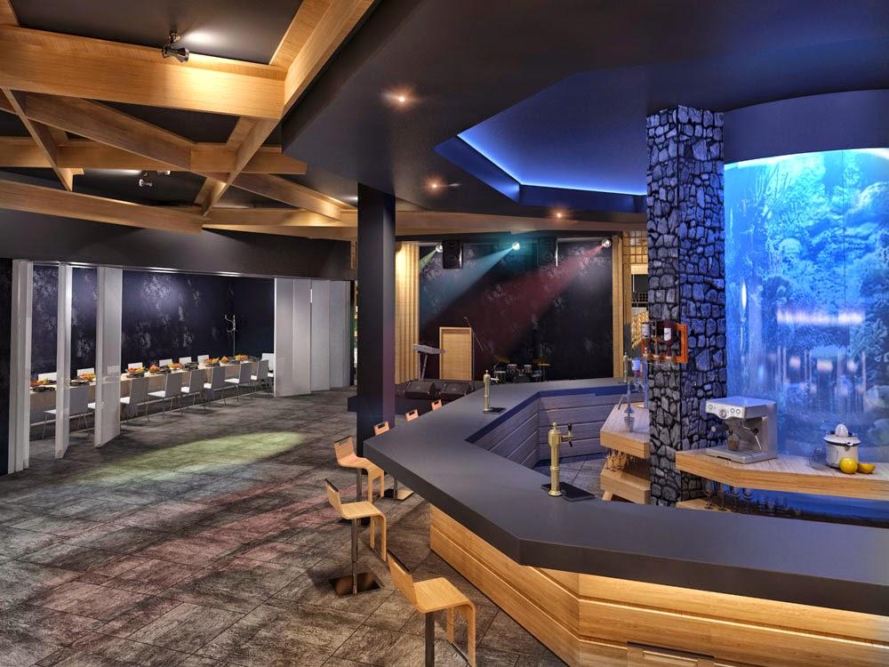 Restaurante del interiorismo eco dise o de interiores for Diseno de espacios interiores