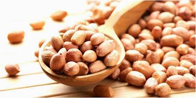 Kacang Penyebab Jerawat?
