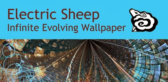 Electric Sheep Live Wallpaper APK