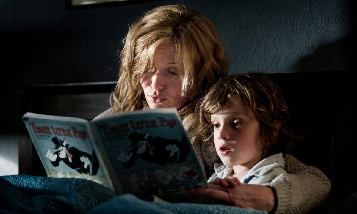 the babadook horror movie and film