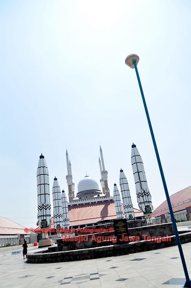 Berwisata Di Masjid Jawa Tengah Semarang Momom Photographer