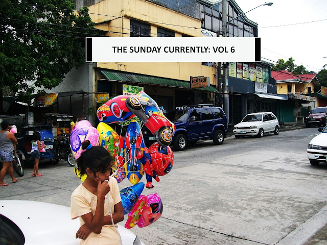 THE SUNDAY CURREENTLY