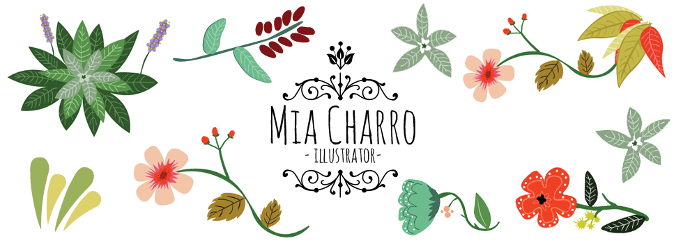 **Mia Charro - Illustrator**