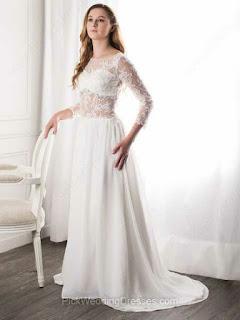 wedding dress trend 2016