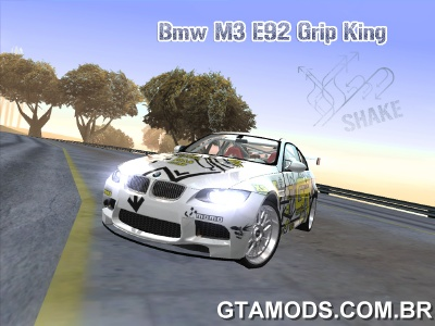 Bmw M3 E92 Grip King