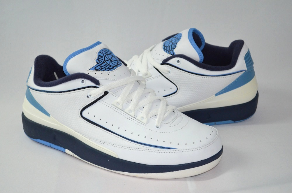 CC  Air Jordan 2 Retro Low