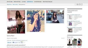Entrevista a Laura Rizo en LooknBe