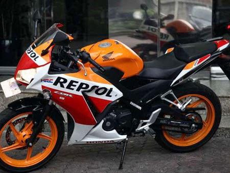 gambar All New Honda CBR150R lokal