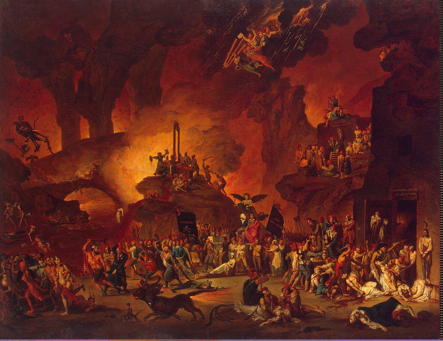 MILES CHRISTI: LA FARSA DEL DÍA DE LA BASTILLA