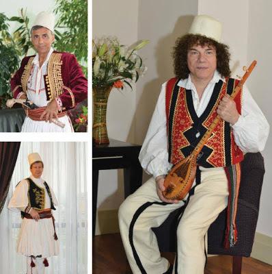 Gli italiani vestono albanese